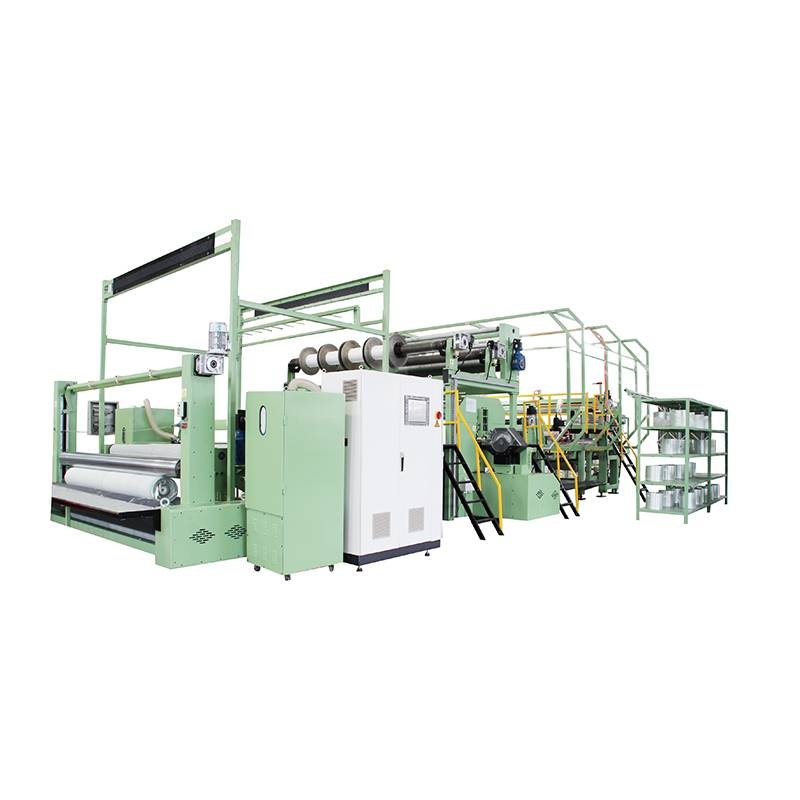 YRS3-N-F-I Type Chopped Biaxial Warp Knitting Machine Featured Image