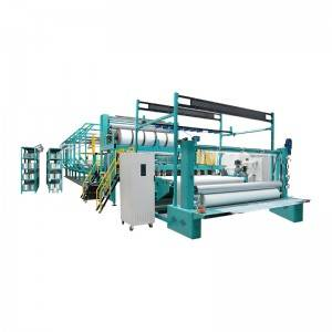 YRS3-3M-F Multi-axial Warp Knitting Machine