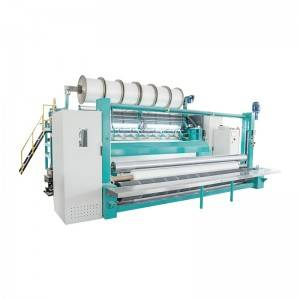 2020 New Style Industrial Textiles - FC(ll)Chopped Stitch Bonding Machine – Yixun