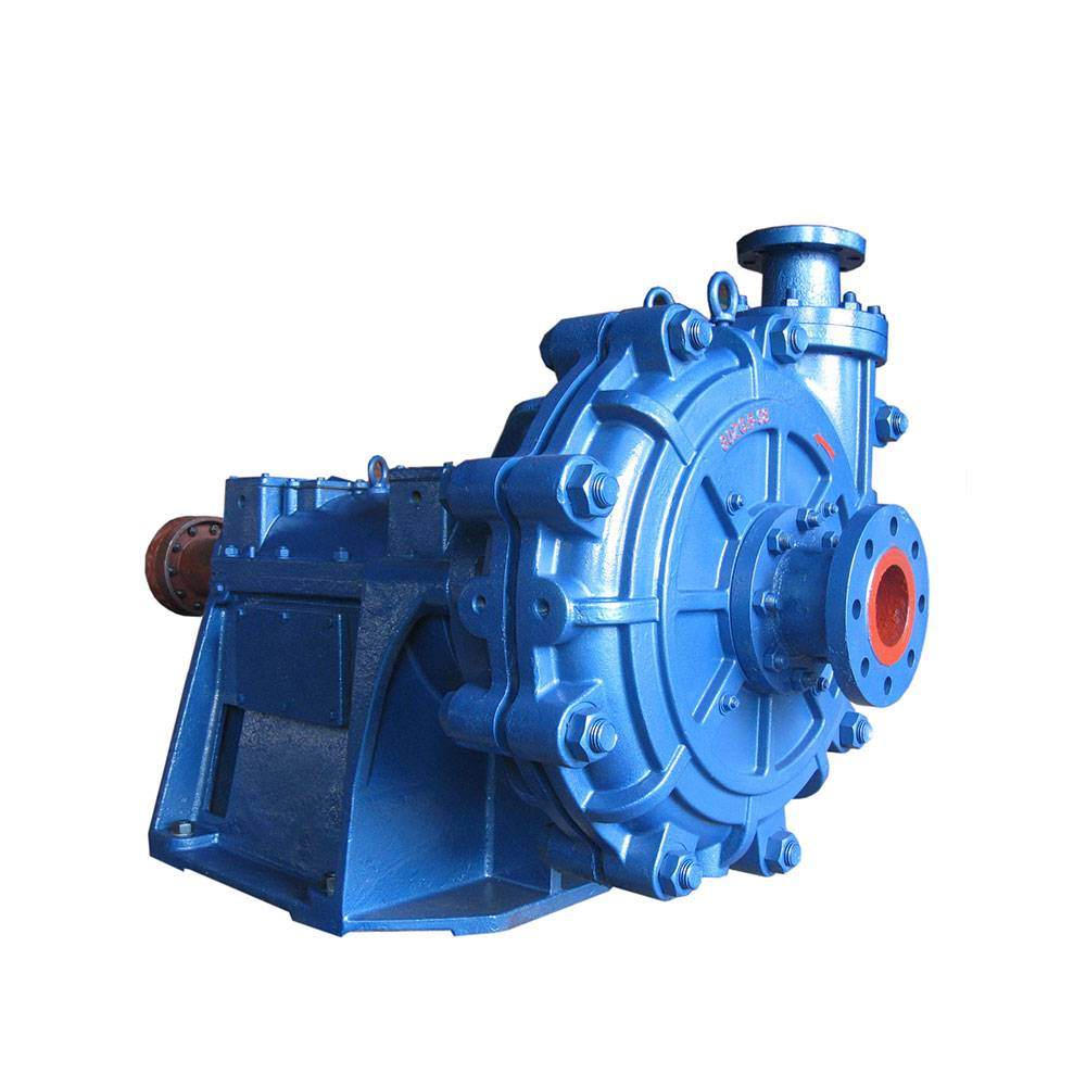 Factory Free sample Screw Centrifugal Pumps - High lift pump 80ZGB – Yiyan