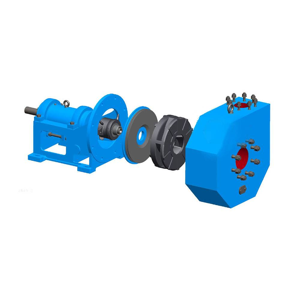 Super Lowest Price Types Of Slurry Pumps - SiC_Slurry_pump 150LYT – Yiyan