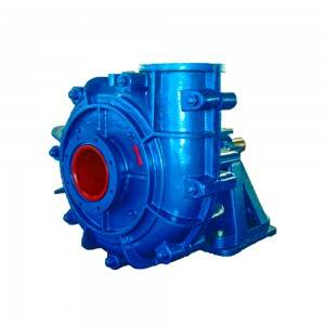 Bottom price Grinding Float Pump - Strong abrasion pump 200STXD – Yiyan