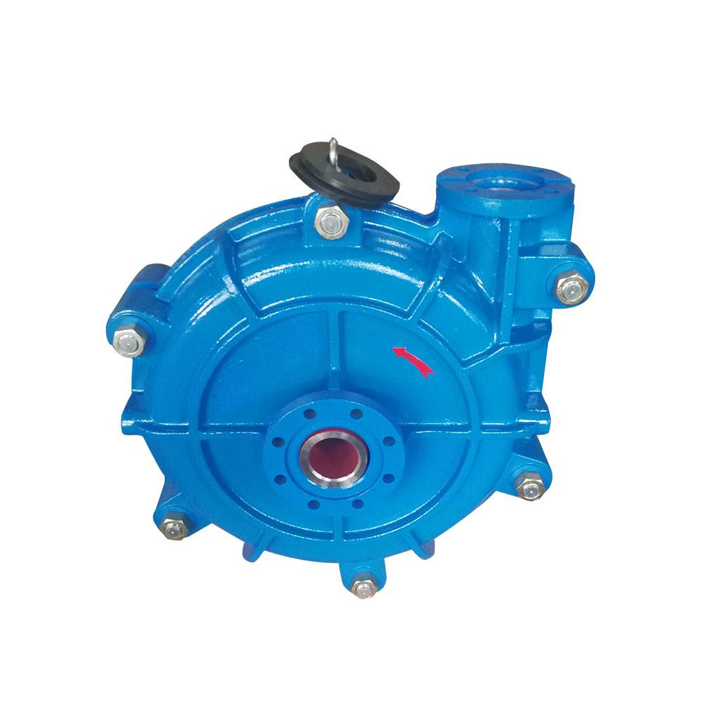 Strong abrasion pump 100DXD Featured Image