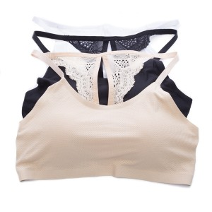 factory direct sale sexy women push up yoga underwear beautiful back sport bra