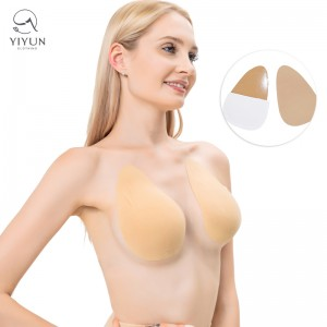 Silicone Push Up women underwear Invisible Bra Self Adhesive Strapless Bandage Free Solid Bra for Women