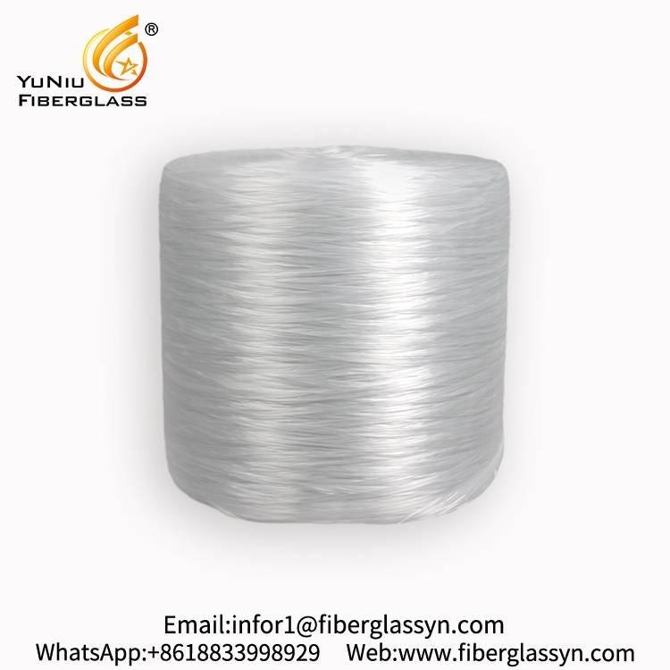 Wholesale China E-Glass Assembled Roving for SMC