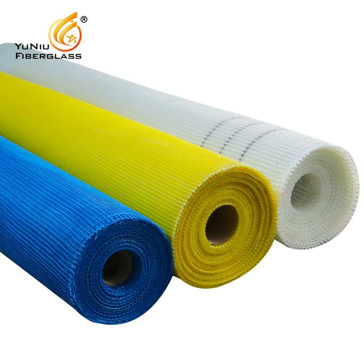 China Factory for China Customized Fiber Glass Adhesive Drywall Joint Tape Mesh
