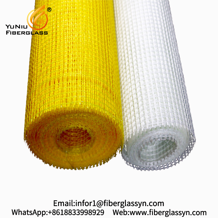 Factory Wholesale Most popular Good impact resistance Good chemical stability Fiberglass Mesh
