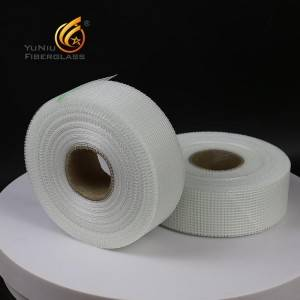 Fiberglass self- adhesive tape