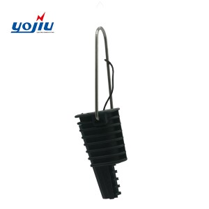 Wholesale Price Strain Clamp - Aerial Cable Wire Wedge Type Abc Dead End Strain Clamp YJPAR Series – Yongjiu