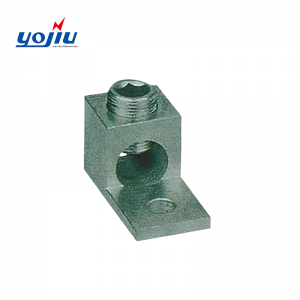 Factory wholesale Aluminium Parallel Groove Connector - ASL-1 Cable Wire Connector Screw Lug – Yongjiu