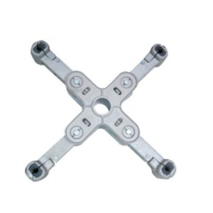 New Arrival China Fiber Cable Clamp - Spacer Damper Cross Type – Yongjiu