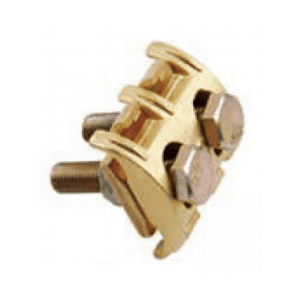 Good quality Electrical Connectors - Bolted Brass Parallel Groove Clamp WJCE Series – Yongjiu