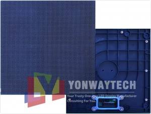 Special Price for Floor Led Display Screen - 250mmX250mm Outdoor Rental/Fixed P2.976 P3.91mm P4.81 P5.95 LED module display – Yonwaytech