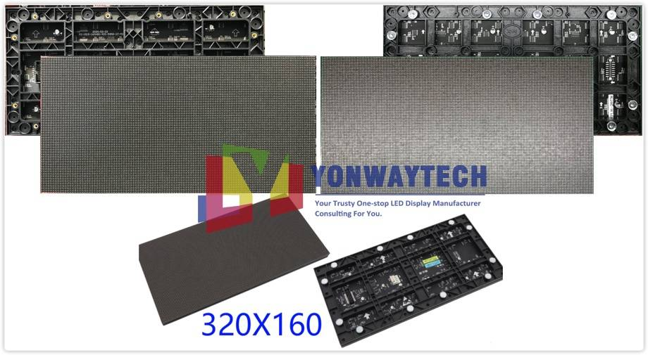 Wholesale Dealers of P1.875 Led Screen - 640mmx480mm Indoor HD Narrow Pixel Pitch P1.25,P1.538,P1.66, P1.86,P2,P2.5,P3.076,P4 LED Screen – Yonwaytech