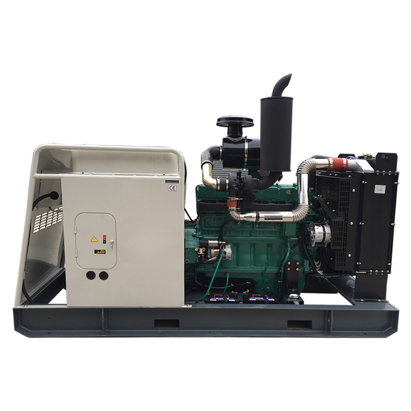 Low price for 25kva Generator - 10-1000kva Open Frame Type Diesel Power Generator Set – Your Like