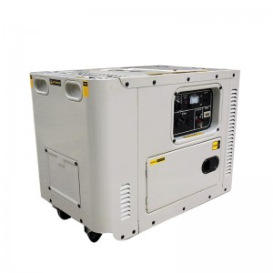 Good Quality 5kva Silent Diesel Generator Set - 5kw open/silent air cooled diesel generator set – Your Like