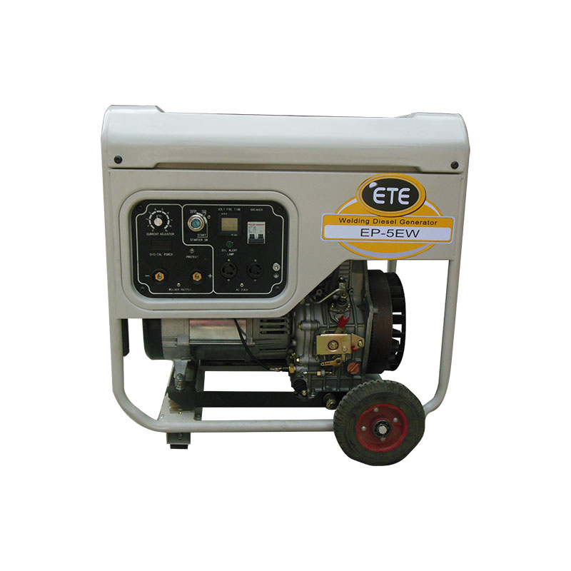 Reasonable price for Self Running Generator - 5kw welding diesel generator set – Your Like