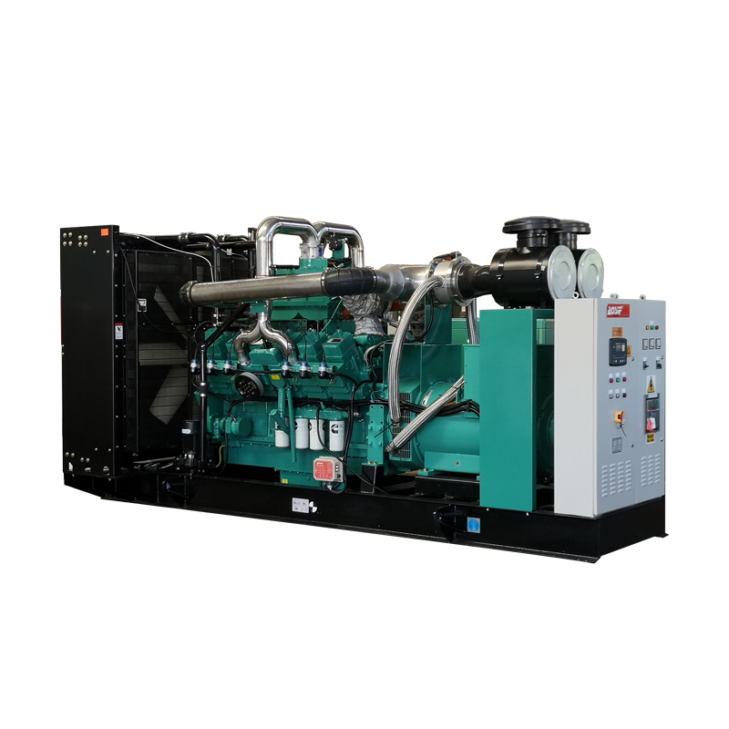 factory low price Portable Power Generator - 15kva-500kva Open/Silent Nature Gas Generator Sets – Your Like