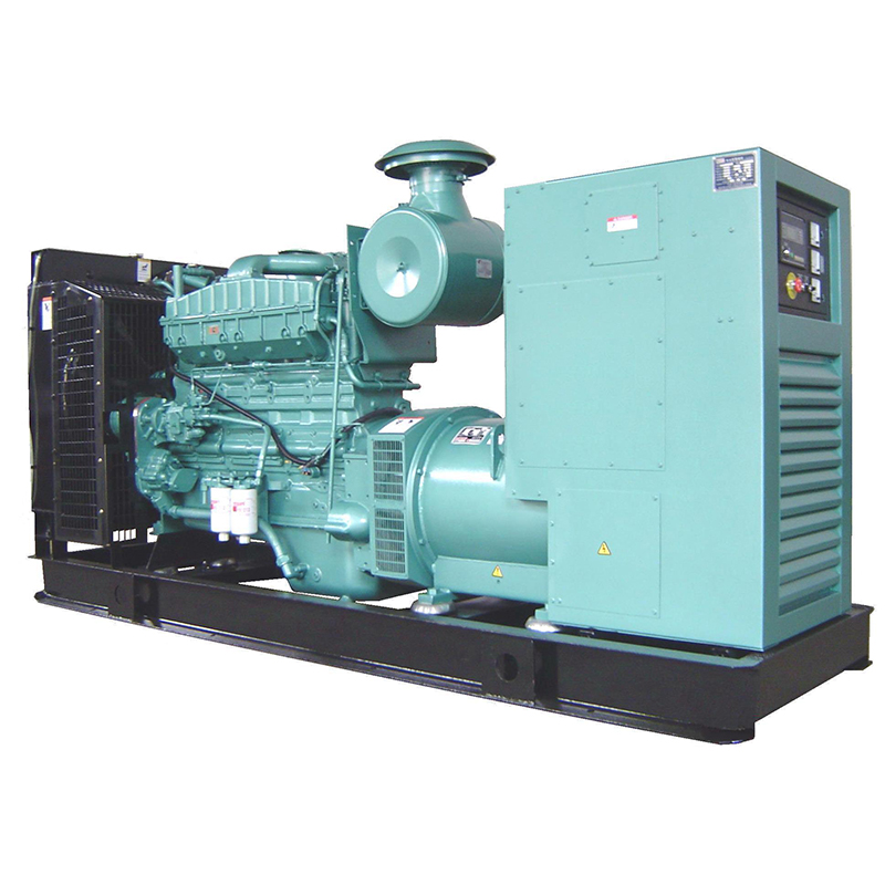 Cheapest Factory Rental Generator - 10-1000kva Open Frame Type Diesel Power Generator Set – Your Like