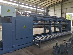 China wholesale Hexagonal Wire Netting Machine - hexagonal wire mesh machine –  Youte