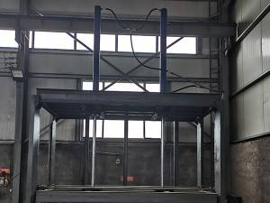 OEM/ODM Manufacturer Gabion Rock Wall Cages Machine - hydraulic baler –  Youte