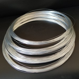 Reasonable price for Pvc Binding Wire - Galvanized iron wire hot dipped galvanized wire Electro galvanized iron wire – YouYou