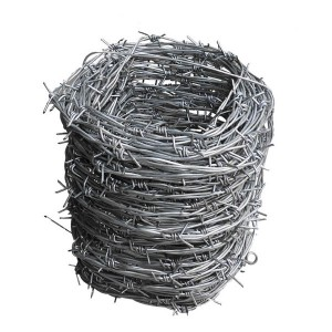 Bottom price Electric Razor Wire - Barbed wire  – YouYou