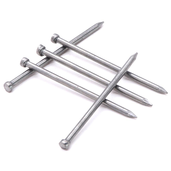 High definition 10 Penny Galvanized Nails - Headless steel nail  – YouYou