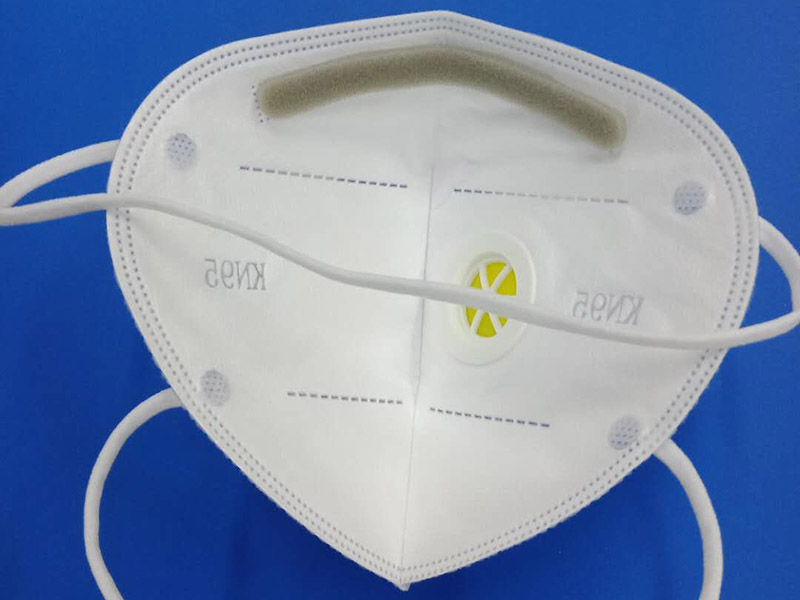 Factory Price Oem N95 Dust Face Mask - Face mask KN95 head-mounted – Gubang