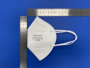 Rapid Delivery for Oem Ffp2 Dust Masks - KS-9005 Standard CE FFP2 NR – Gubang