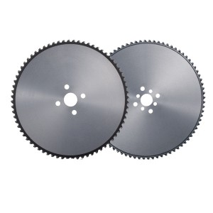 Factory wholesale Hss Circular Saw Blade - TCT COLD SAW FOR SOLID MATERIAL – Histar