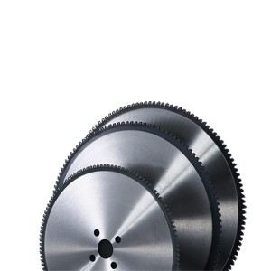 China Cheap price Tct Circular Saw Blades - TCT COLD SAW FOR FEROUS PIPE CUTTING  – Histar