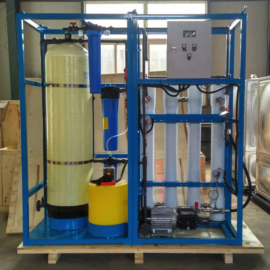 Wholesale Price China Seawater Desalination Process Machine - Small Size Seawtater Desalination Machine – Jietong Water Treatment