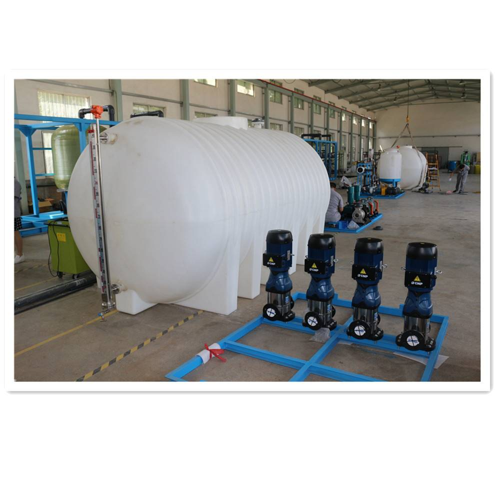 Free sample for Domestic Desalination Plant - Brackish Water Purification Machine – Jietong Water Treatment detail pictures
