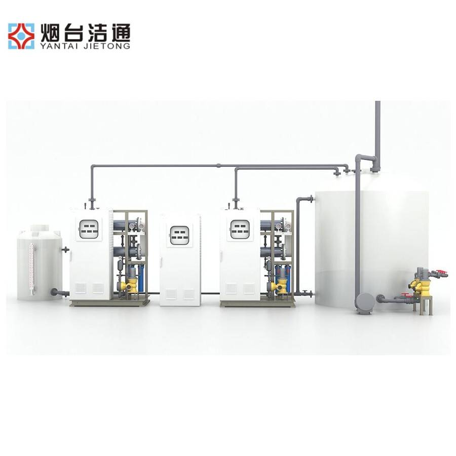 Hot Sale for Sea Water Treatment Plant - Brine Electrolysis Online Chlorination System – Jietong Water Treatment