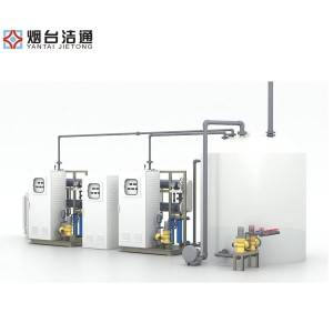 OEM/ODM Manufacturer Mineral Water Making Machine - Brine Electrolysis Online Chlorination System – Jietong Water Treatment
