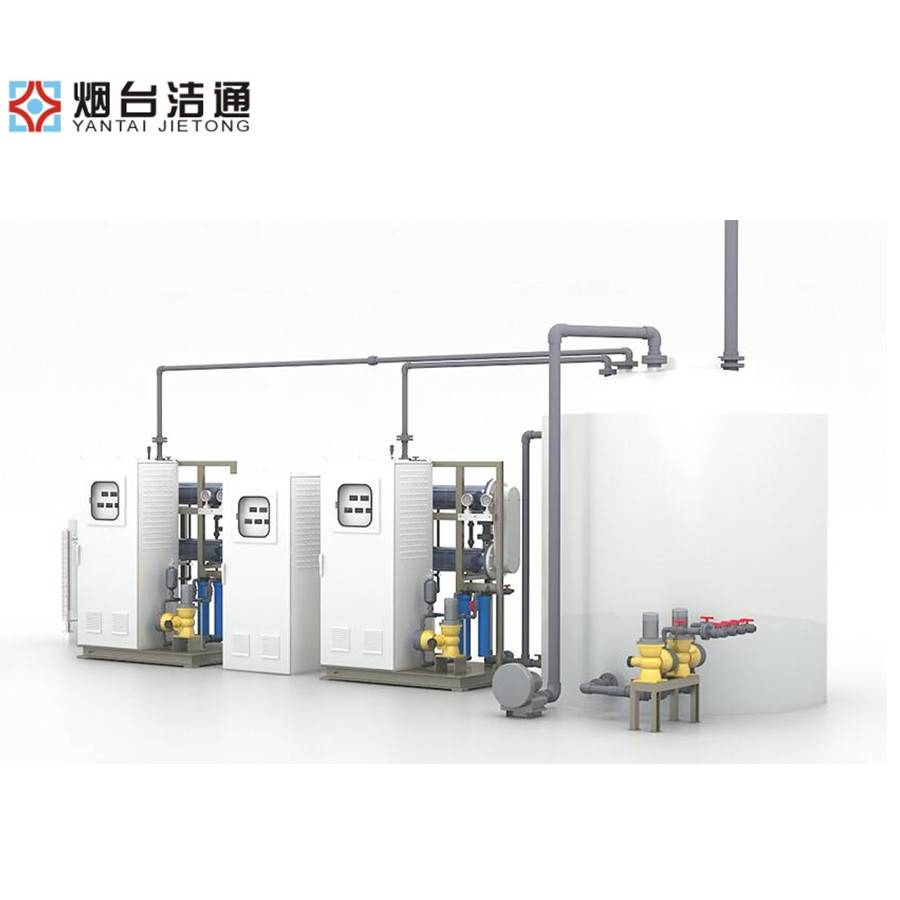 Hot New Products Drinking Water Purification Machines - Brine Electrolysis Online Chlorination System – Jietong Water Treatment