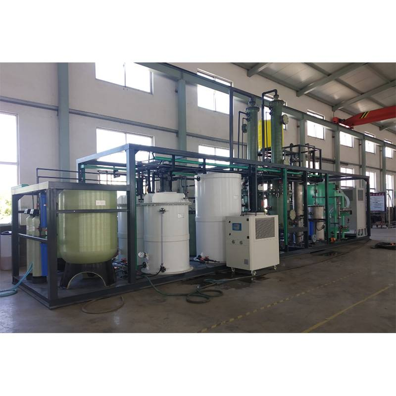 2020 Good Quality Commercial Sodium Hypochlorite Generator - 3tons Sodium Hypochlorite Generator – Jietong Water Treatment