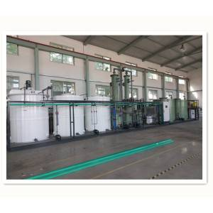 Hot sale Chlorine And Sodium Hypochlorite Generator - 8tons Sodium Hypochlorite Generator – Jietong Water Treatment