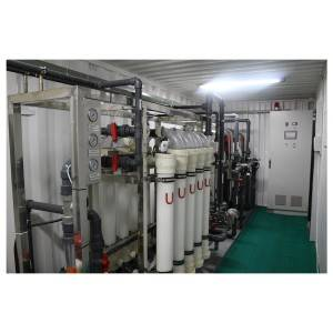 Container Type Seawater Desalination Machine