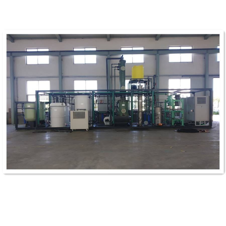 Reasonable price Sodium Hypochlorite Solution Generator - 3tons Sodium Hypochlorite Generator – Jietong Water Treatment