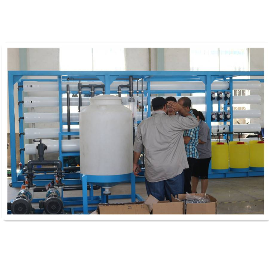 Factory source Desalination And Water Treatment - Brackish Water Purification Machine – Jietong Water Treatment detail pictures