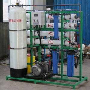 Factory wholesale Desalination And Wastewater Treatment - Small Size Seawtater Desalination Machine – Jietong Water Treatment