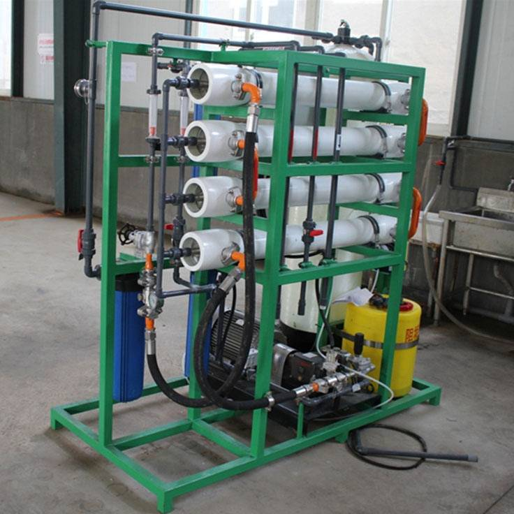 Top Suppliers Seawater Reverse Osmosis Desalination Plant - Small Size Seawtater Desalination Machine – Jietong Water Treatment