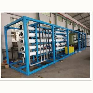 Brackish Water Purification Machine