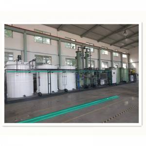 Chinese wholesale Sodium Hypochlorite Generator For Water Treatment - Sodium Hypochlorite Generator – Jietong Water Treatment