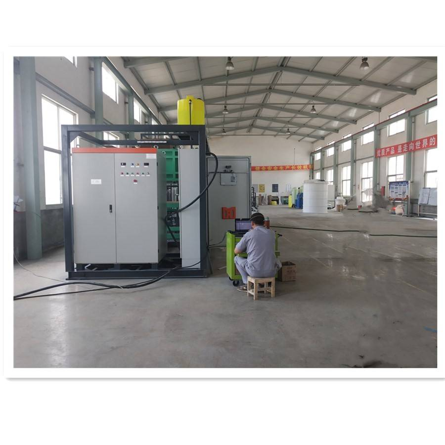 2020 China New Design Sodium Hypochlorite Generators - 5tons Sodium Hypochlorite Generator – Jietong Water Treatment detail pictures