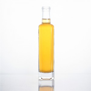 CE Certification Glass Medicine Bottles Pricelist - Olive oil glass bottles – Changyou