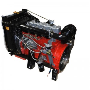 Factory Outlets Yto Engine - fire&water pump engines-77KW-YT4108 – YTO POWER